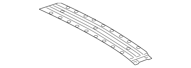 Front Reinforced - Toyota (63103-0E020)