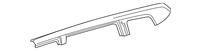 Roof Rail - Toyota (61215-0E020)