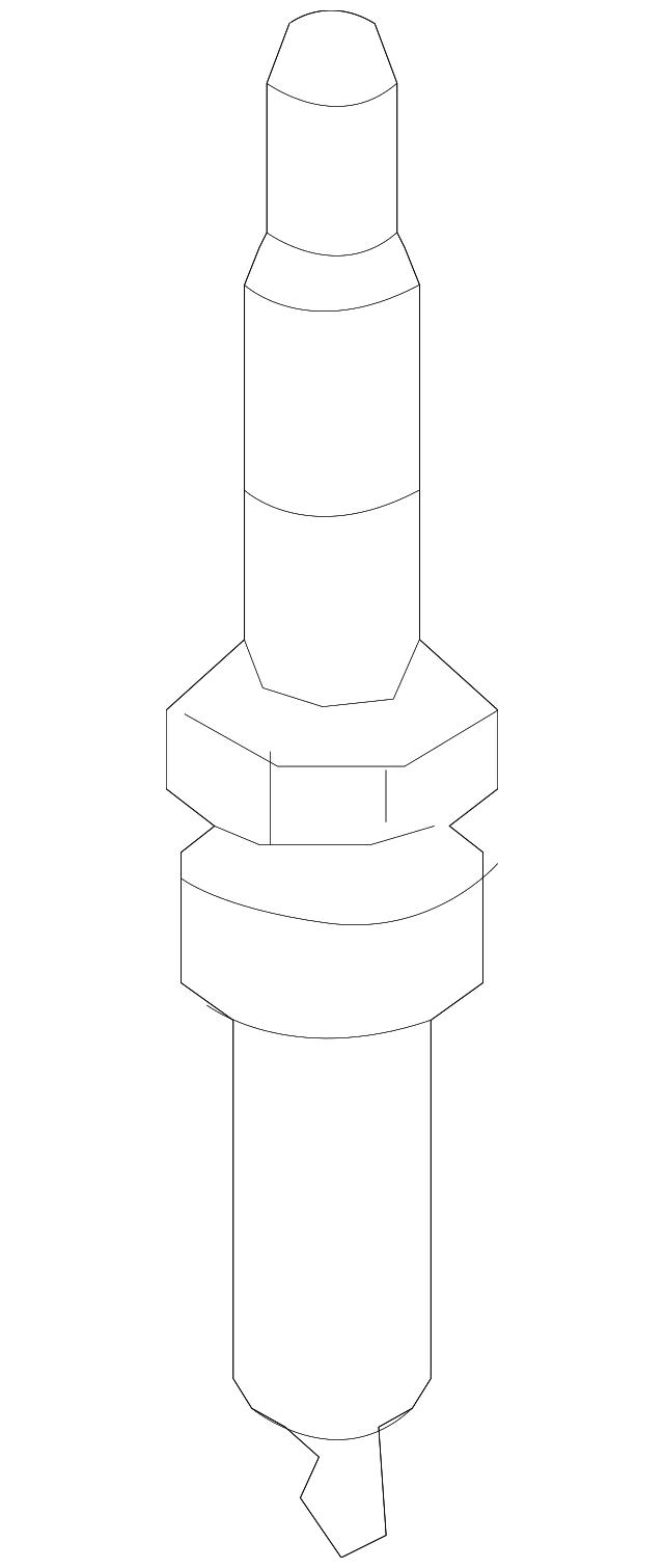 2013-2016 Dodge Dart Spark Plug SP070507AC