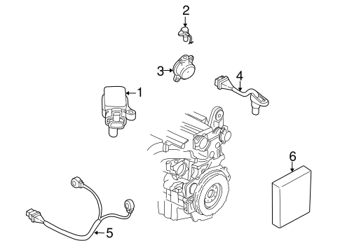 Volvo T6 Engine Diagram