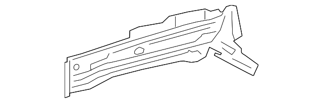 Outer Rail - Toyota (57115-47901)
