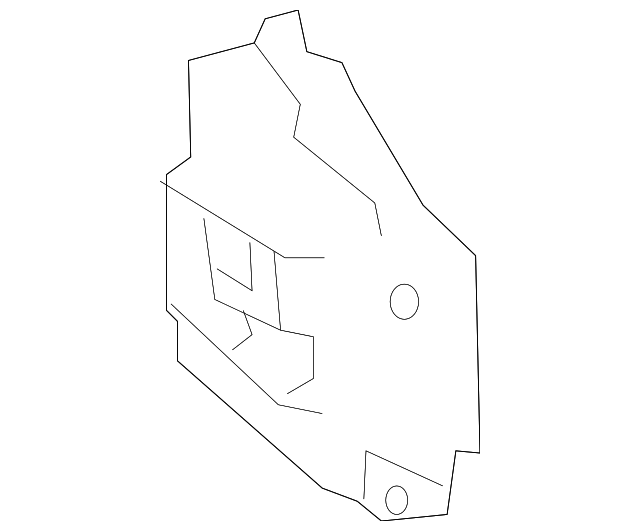 Panel Extension - Toyota (61735-74011)