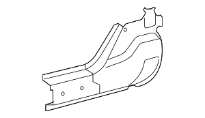 Side Support - Toyota (57403-0C042)