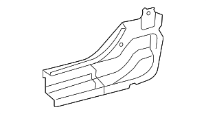 Side Support - Toyota (57404-0C022)