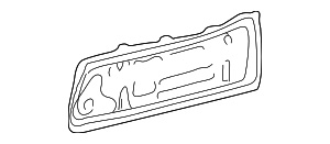 Access Cover - Toyota (67848-0C010)