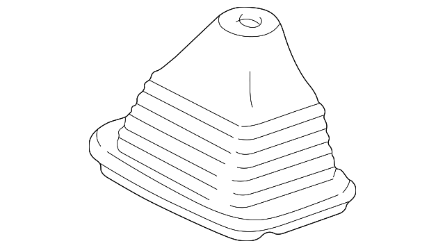 Shift Boot - Toyota (58808-12112-P0)