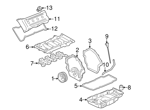 1965 Mustang Alternator Wiring Diagram also 1996 Cadillac Deville Fuse Box Diagram further 472 Cadillac Engine Diagram also Engine Oil Drain Valve likewise 2003 L300 Saturn Thermostat Location. on 1966 cadillac deville wiring diagrams