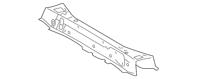 Rear Cross-Member - Toyota (57663-48030)