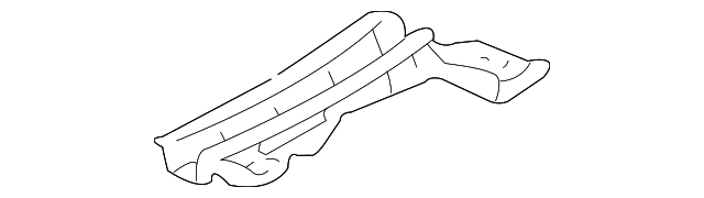 Side Member Extension - Toyota (57615-48902)