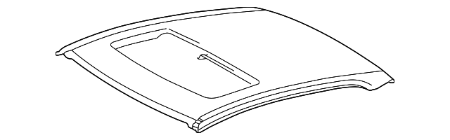 Roof Panel - Toyota (63111-AA070)