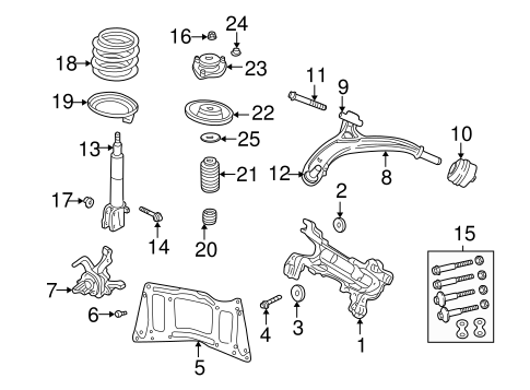 256794 Brake Changing Question 2 together with Structural  ponents And Rails Scat besides 2010 Jeep Wrangler Rear Axle Diagram Html likewise P 0996b43f80f65f9c moreover Kia Sedona 2005 Fuel Filter Location. on jeep patriot strut