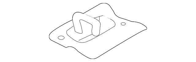 Seat Reinforced - Toyota (57838-08010)