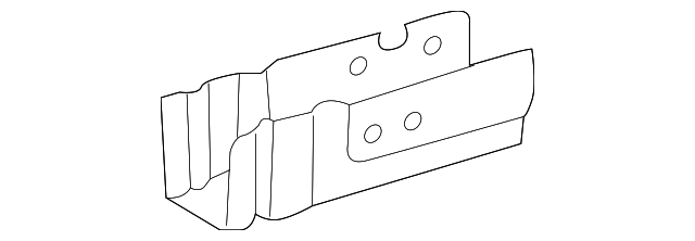 Side Reinforced - Toyota (57425-08020)