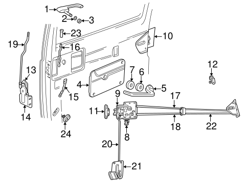 Sliding Door Scat together with Fleetwood Pace Arrow Rv Wiring Diagrams furthermore Fuse And Relay Scat likewise P 0900c1528007f547 in addition Rear Suspension Scat. on dodge conquest