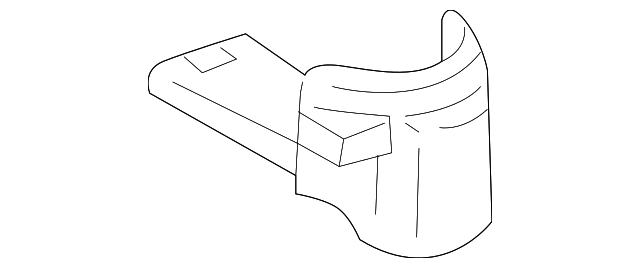 Cup Holder - Toyota (58837-04010-E0)