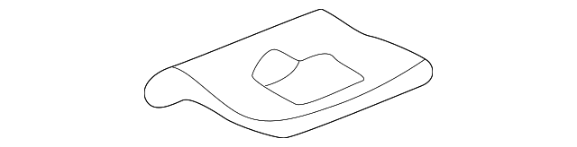 Seat Reinforced - Toyota (57835-08010)