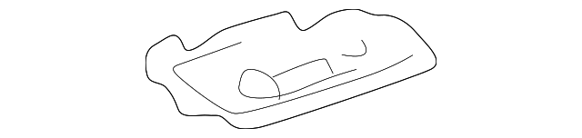 Seat Reinforced - Toyota (57846-08010)