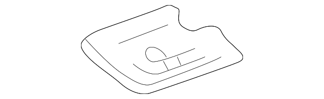 Seat Reinforced - Toyota (57841-08010)