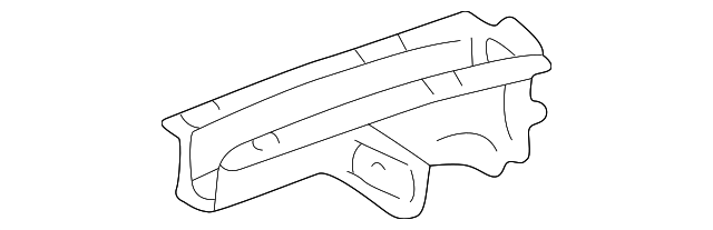 Rear Extension - Toyota (57603-08010)