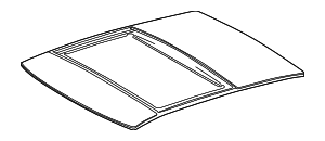 Roof Panel - Toyota (63233-21020)
