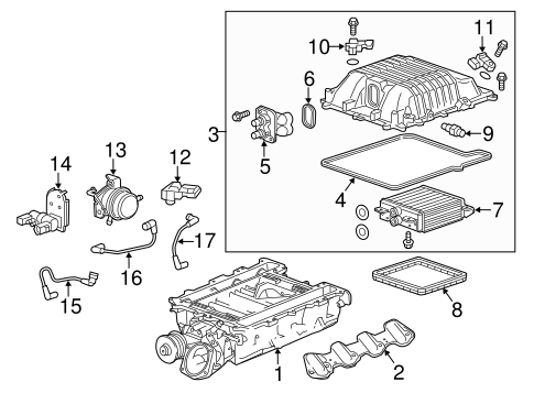 Cover Assembly - GM (12622236)