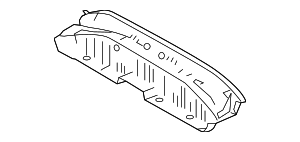 Front Crossmember - Toyota (57605-02210)