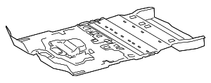 Carpet - Toyota (58510-AE050-B0)