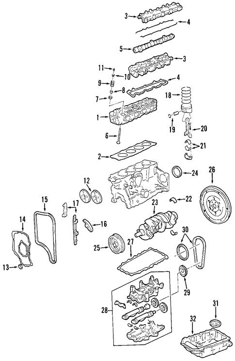 2000 trans am parts catalog