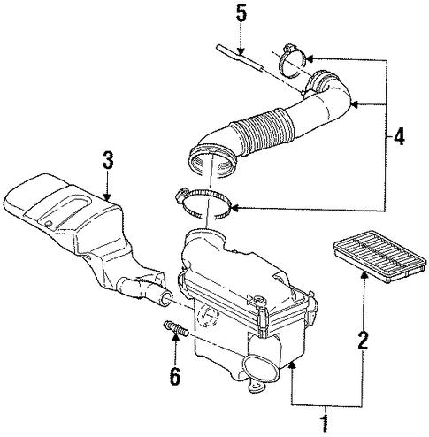 diagram 96 saturn sl engine