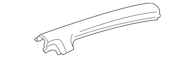 Side Rail - Toyota (61213-52031)