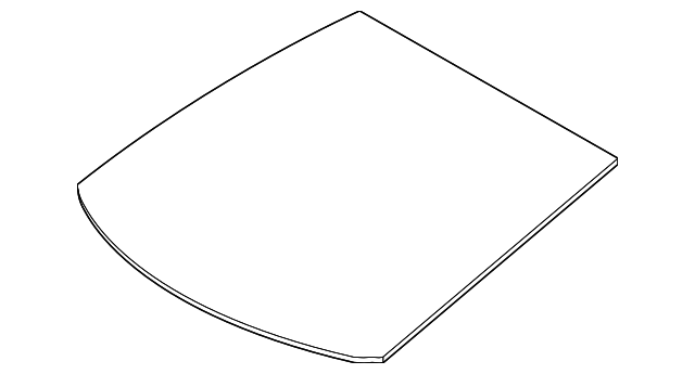 Windshield - Toyota (56101-5A901)