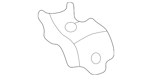 Rail Assembly Bracket - Toyota (63241-33020)