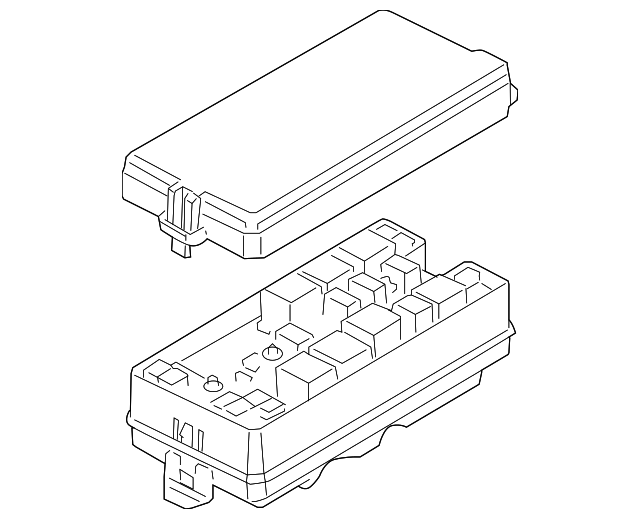 2007 ford explorer fuse diagram
