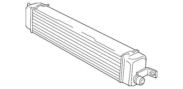 power steering cooler for 2003 gmc envoy