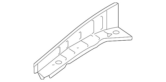 Upper Rail - Toyota (53733-0T011)