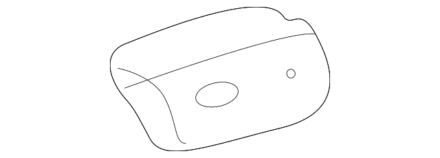 Cover - Toyota (55937-52050)