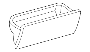 Glove Box Assembly - Toyota (55550-35050-B1)