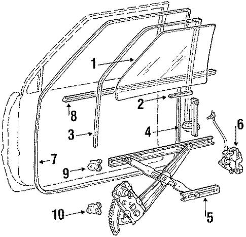 Mitsubishi Mighty Max Parts Catalog