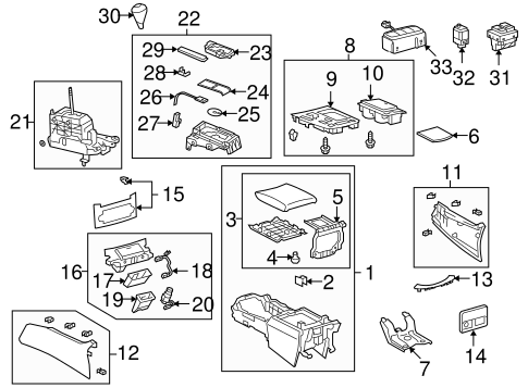 Wiring Diagrams Lexus Ls 460