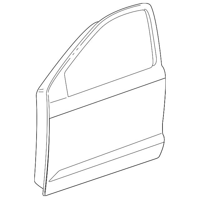 Door Shell - Toyota (67002-02220)