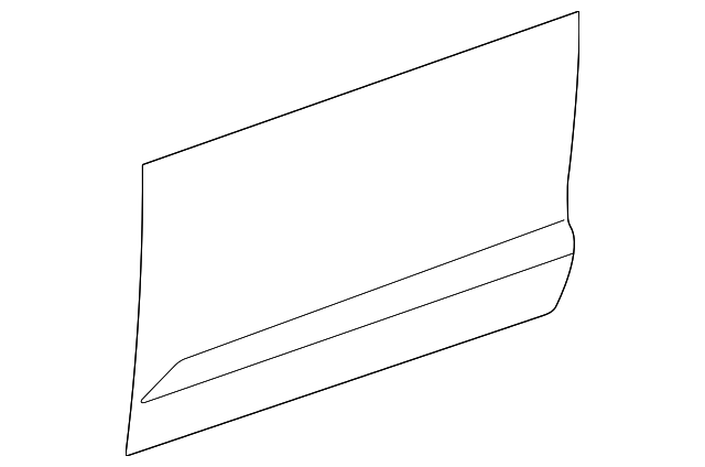 Outer Panel - Toyota (67111-12670)