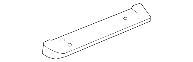 Roof Rail Cushion - Toyota (63489-0R010)