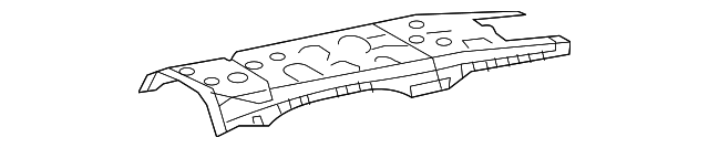 Center Reinforced - Toyota (58102-04050)