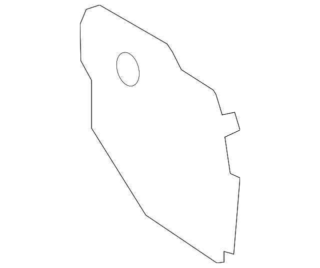 Side Cover - Toyota (55436-08010-B0)