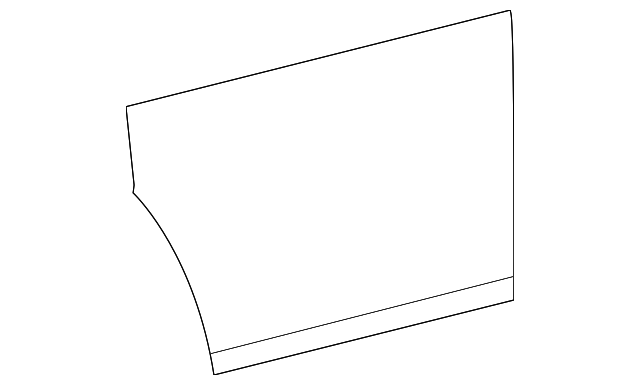 Outer Panel - Toyota (67112-0E040)