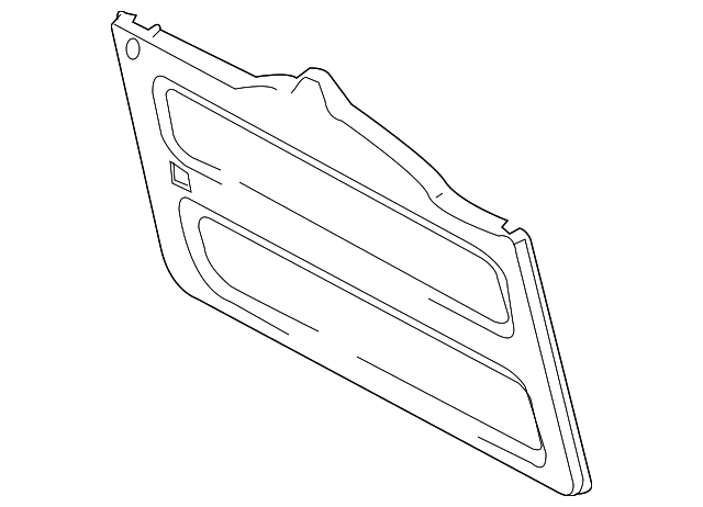 Trim Panel - Toyota (64781-35031-B0)