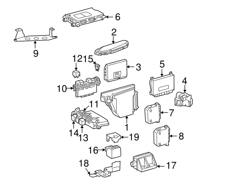 Headlamp Components Scat