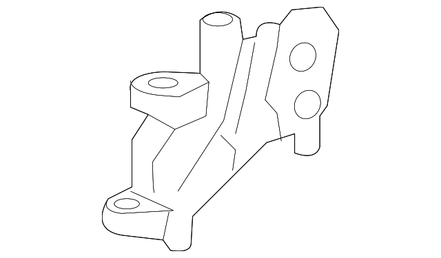 Mount Bracket - Honda (50290-T2F-A01)