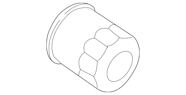 Oil Filter - Toyota (90915-YZZG2)
