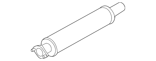 Exhaust Pipe - Volvo (30645557)